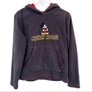 Vintage Mickey & Co Mickey Mouse Fleece Hoodie